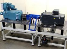RE-POWER Pruefstand mit DC-Antrieb 50 kW, 320 Nm